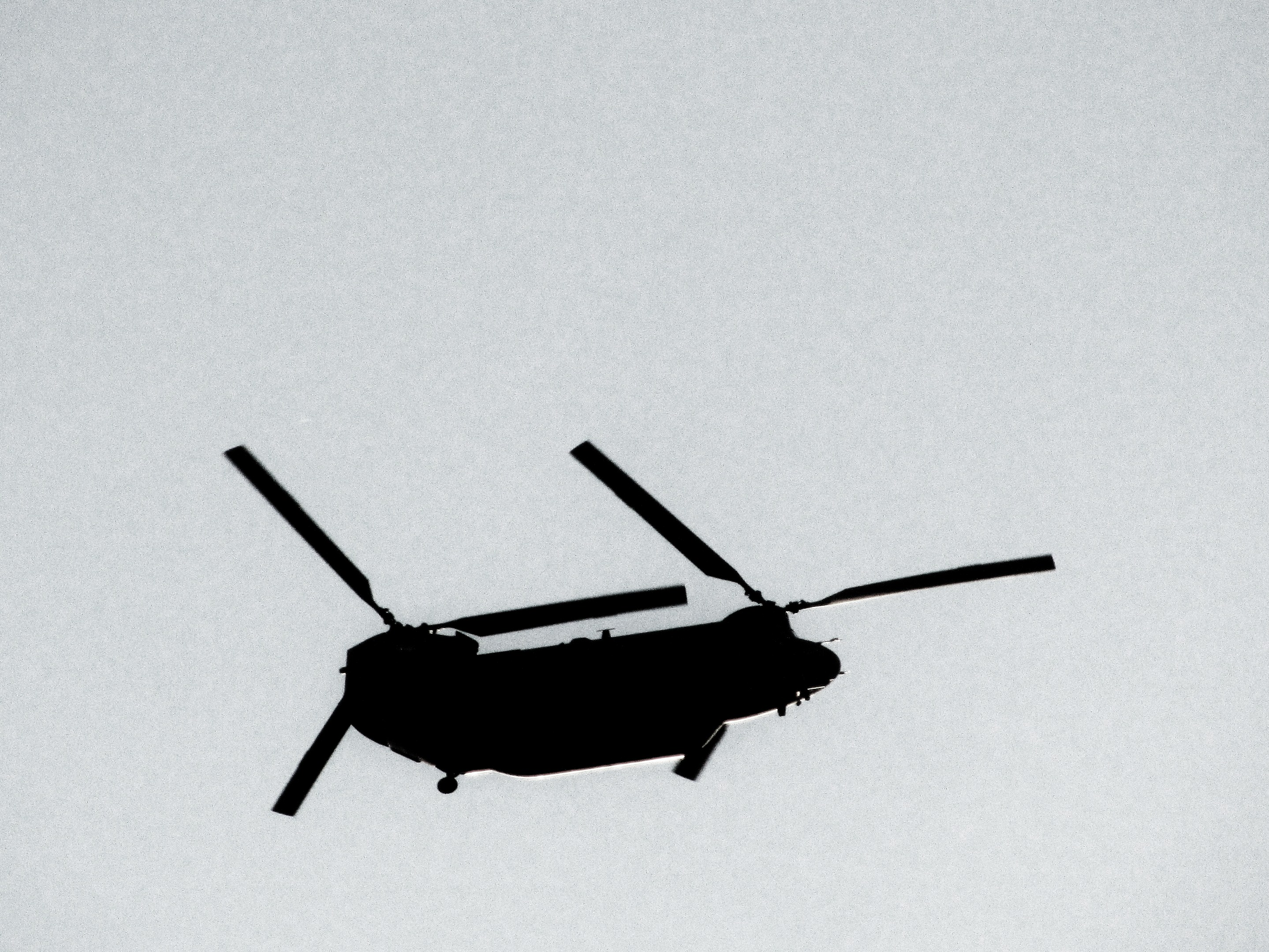 The Black Helicopters ...
