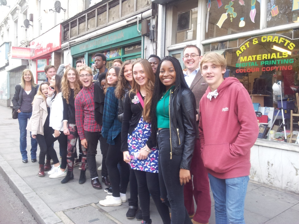 Hackney Tours loves education!