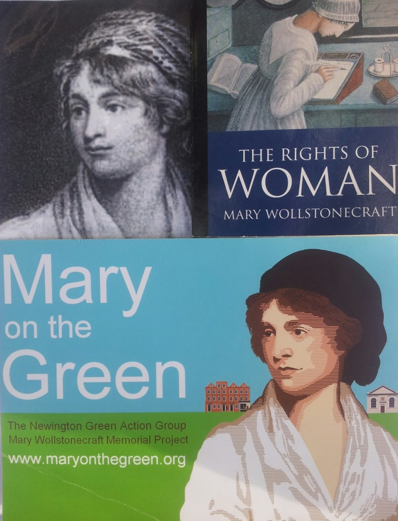 Get inspired with Mary Wollstonecraft via Hackney Tours