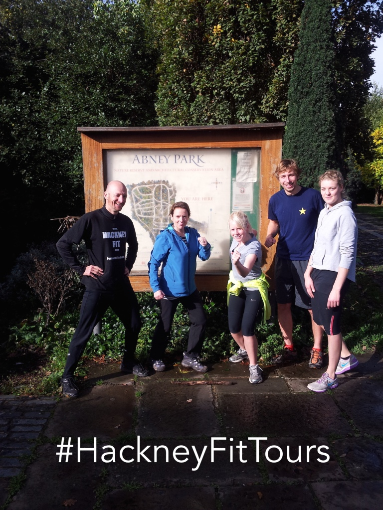 See more of Hackney, get more from life, get fit!