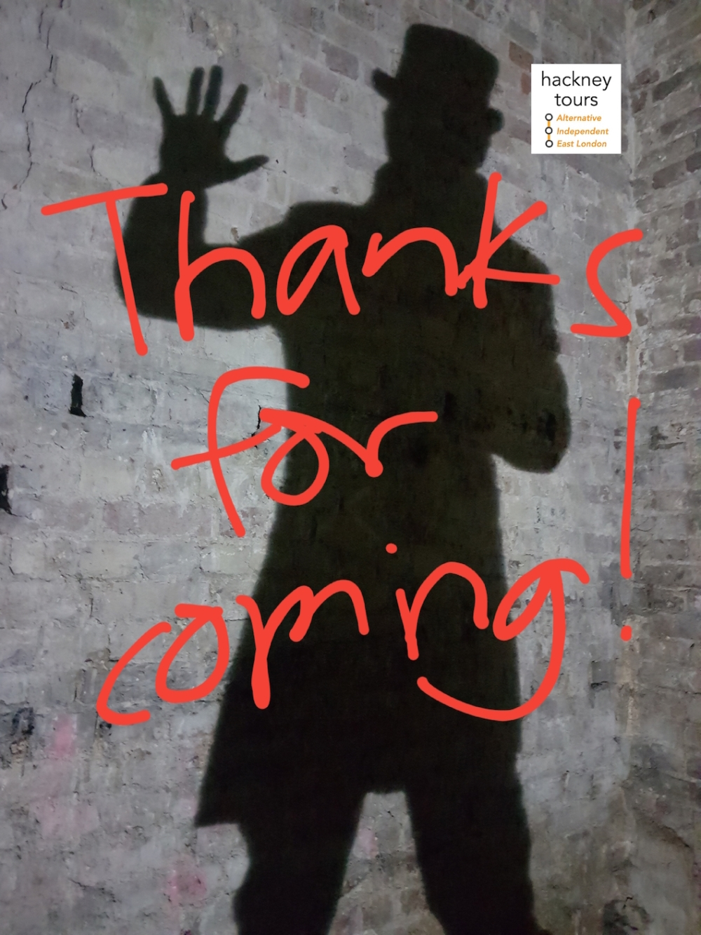 Abney Gothic Tour thanks for coming shadow annotated small