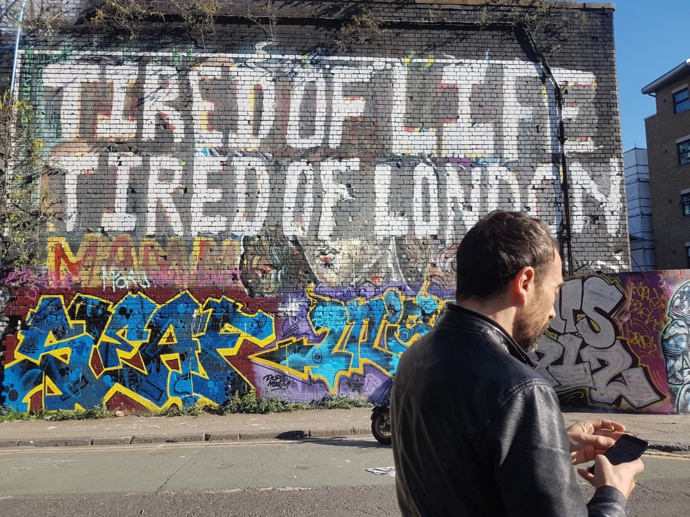Tired of Life Tired of London small