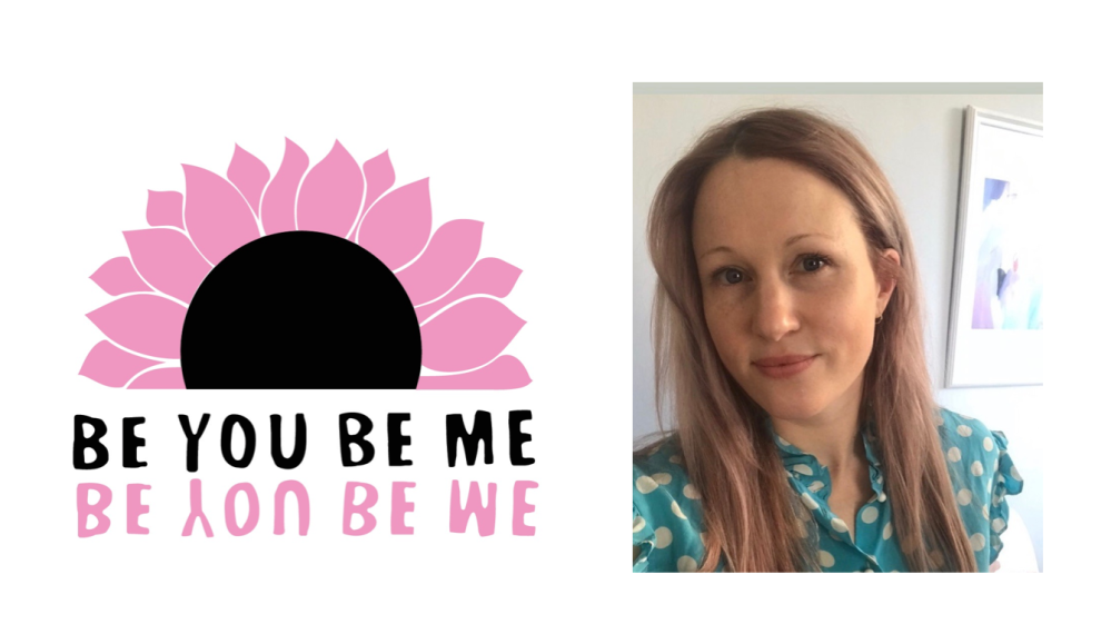 Sophie Higgins, founder of Be You Be Me